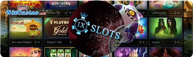 1x slots bonus