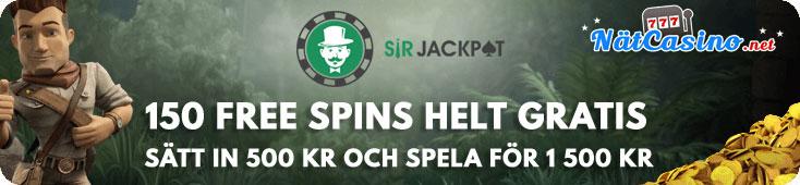 nätcasino sir jackpot casino