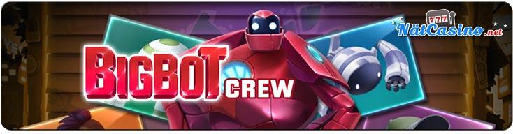 Big Bot Crew spelautomat