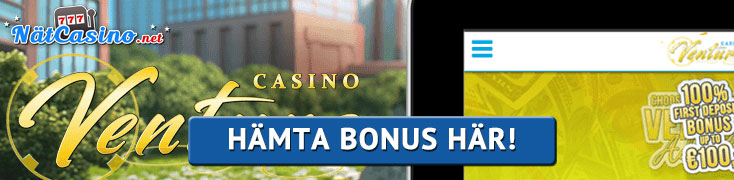 casino ventura bonus nätcasino