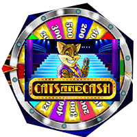 cats & cash slot