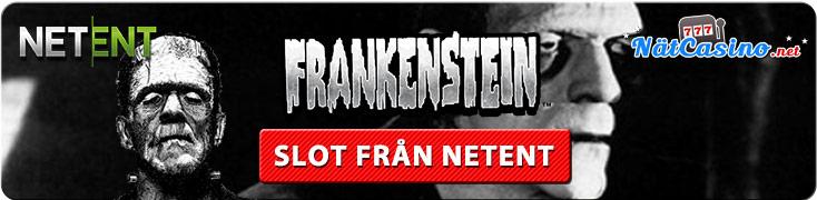 frankenstein spelautomat