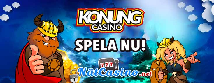 konung casino bonus