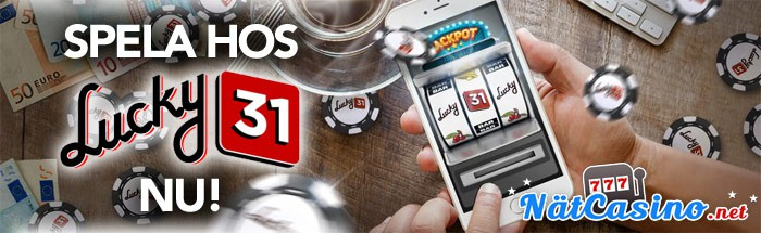 lucky 31 casino bonus