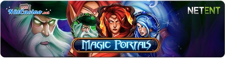 magic portals spelautomat