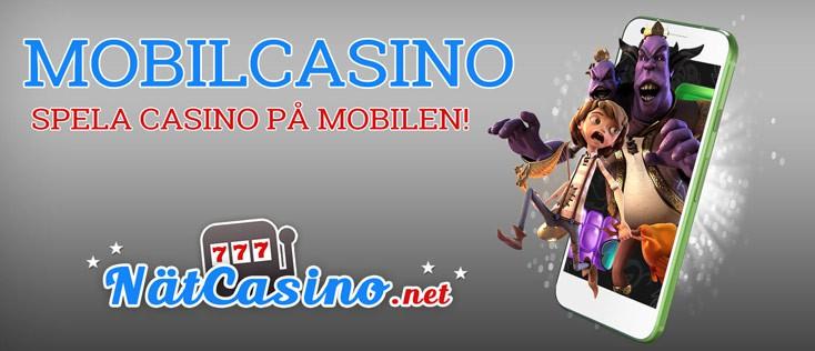 mobilcasino spela nätcasino på mobil