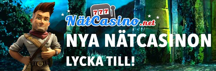 nya casino 2018 nya nätcasinon nya casinon