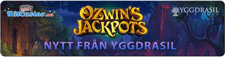 ozwin's jackpots spelautomat
