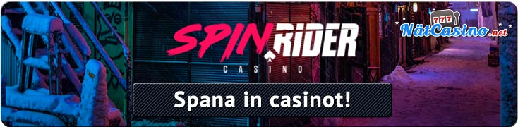 spinrider casino