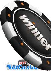 winner casino nätcasino bonus free spins