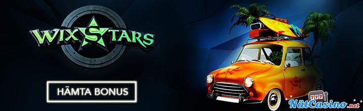 nätcasino wixstars casino bonus free spins